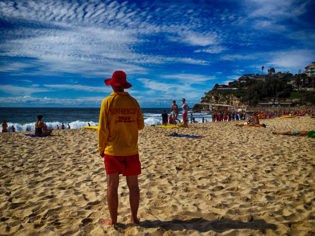Bronte Beach Surf Rescue